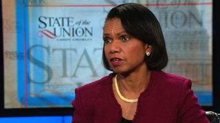 Condoleezza Rice to coach Cleveland Browns?