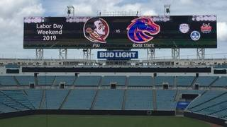 FSU will face Boise State at TIAA Bank Field in 2019