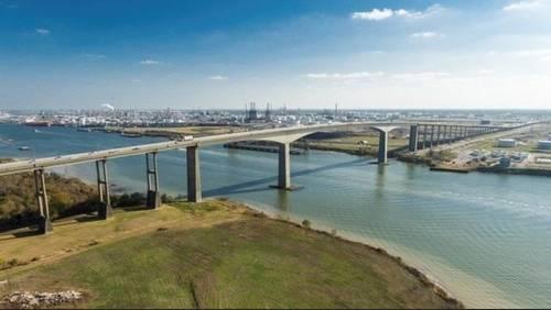 Traffic Alert: Houston Ship Channel Bridge closed all weekend