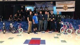 Local law enforcement getting results for community, each other