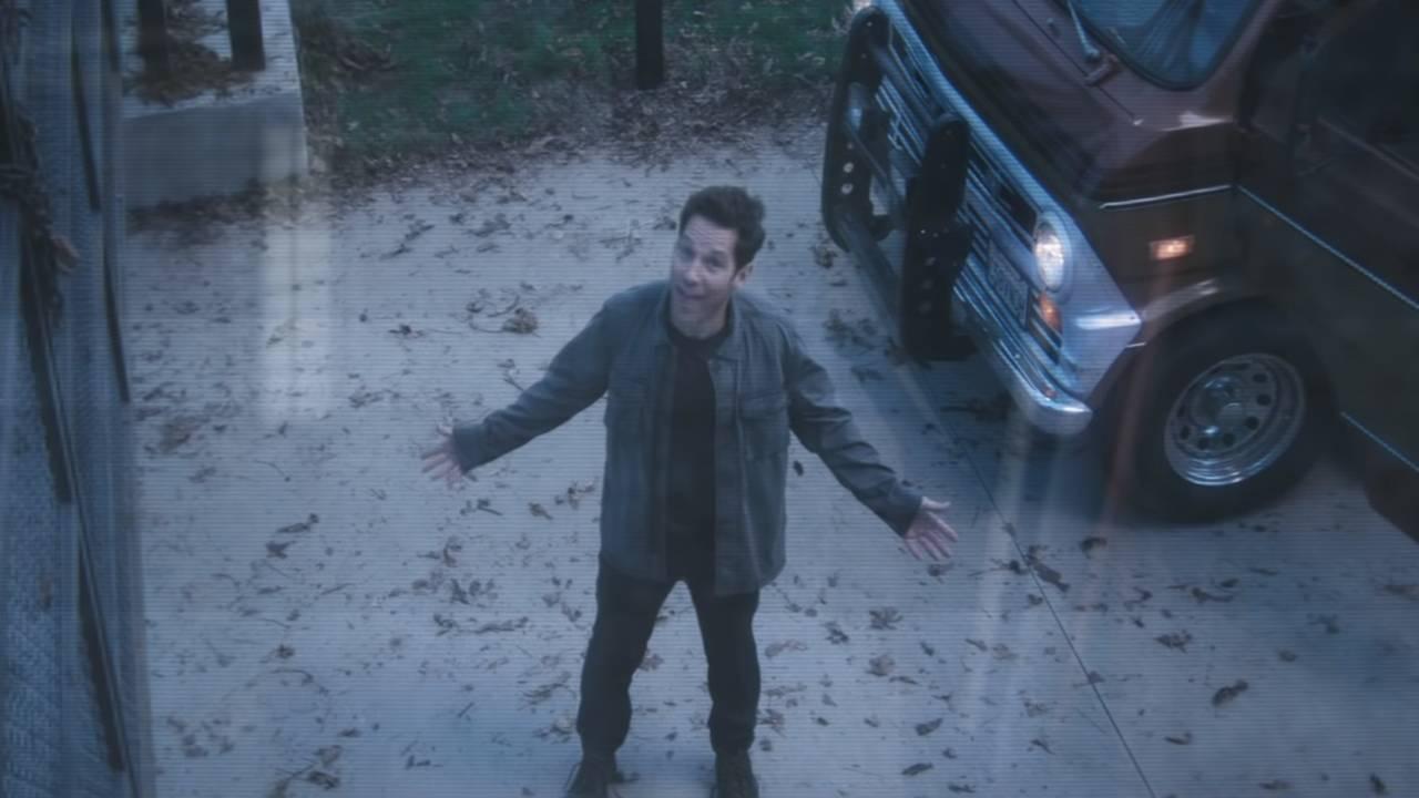 Avengers 4 trailer Scott Lang