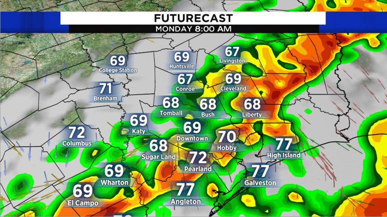 Futurecast 8am 10-21-19