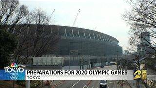 Preparations for 2020 Olympic Games