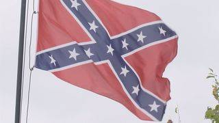 Virginia county waves goodbye to Confederate flag along I-64