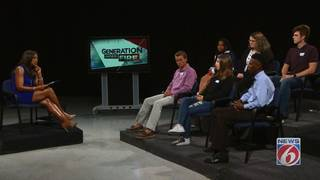 Generation Under Fire: Orlando area students discuss fear of school shootings