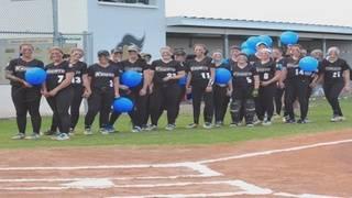 Oakleaf women's softball