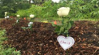 Friends, family plant trees in honor of victims of Parkland school shooting