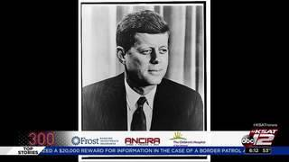 SA300: 300 San Antonians: John F. Kennedy