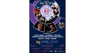 Lost 80's at Chene Park Ticket Giveaway