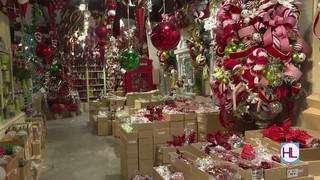 Looking for unique, holiday décor? Craftex has you covered