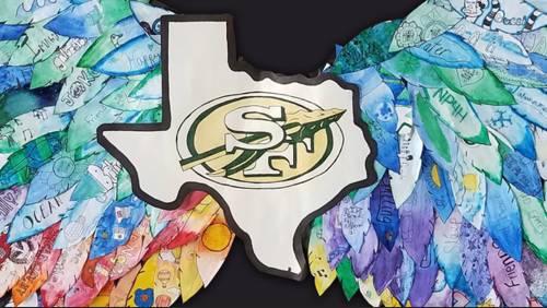 The Eyes of Texas podcast, episode 1: Healing Through Art