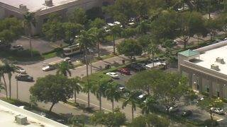 Suspicious package making noise at Doral business deemed safe