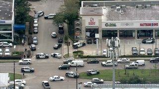 Two dead after shooting near Memorial Park Dunkin' Donuts, police say