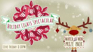WATCH2WIN: KPRC2 Holiday Lights Spectacular