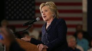 Clinton to call out Trump, NRA in criminal justice speech
