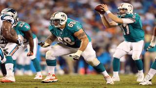 Richie Incognito threw weights, believed government officials were watching him