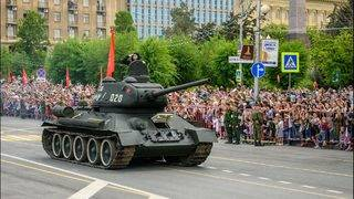 Why Russia is getting back 30 WWII tanks from Laos