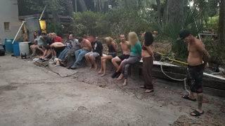12 arrested in Orange City drug sweep, police deputies say