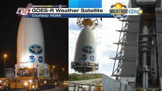 Weather 101: GOES-R Weather Satellite