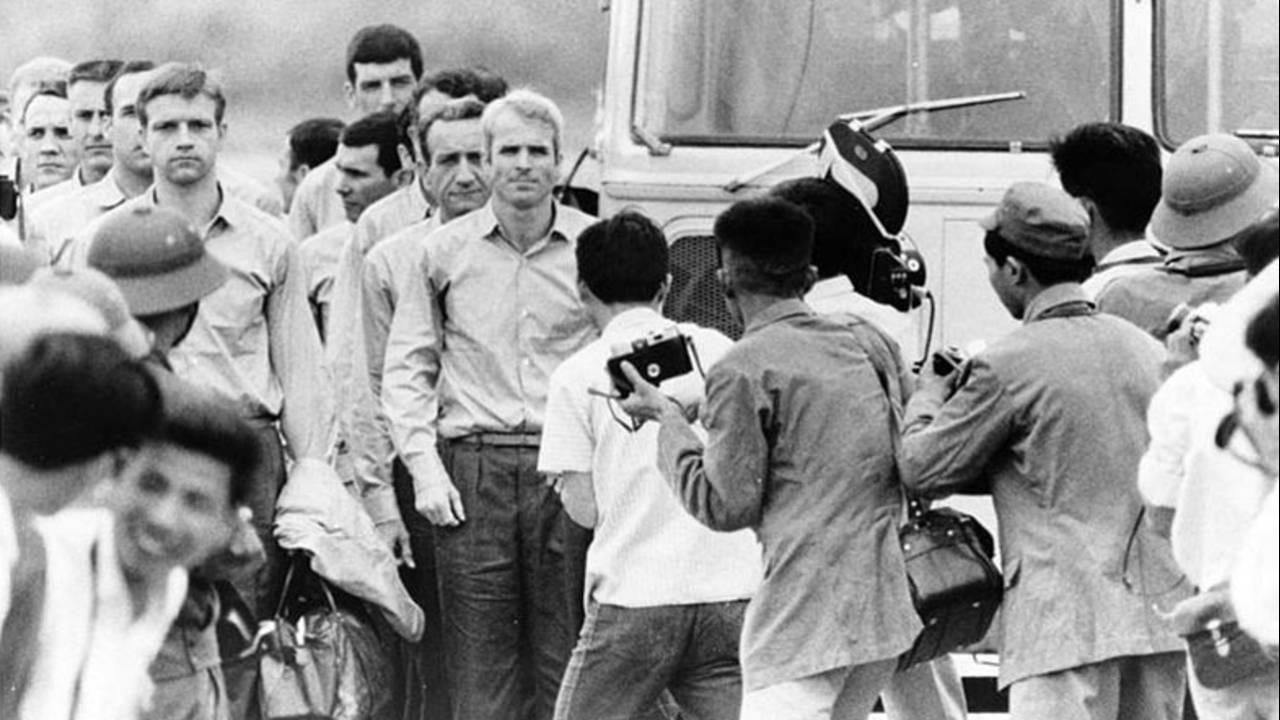 Before the US Senate: John McCain's years in Jacksonville