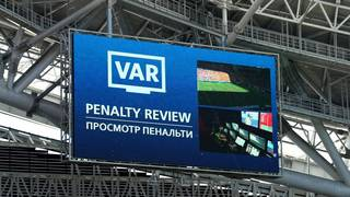 History made as VAR used for first time in World Cup match