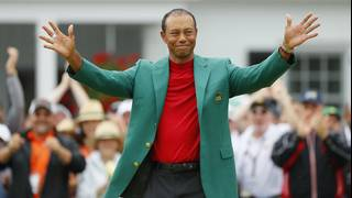 561190bc0 Tiger Woods' Masters victory made Nike a winner