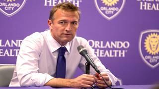 Orlando City fires head coach Jason Kreis