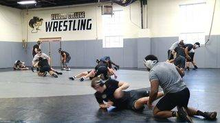 Ferrum wrestling continuing to build success