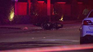 Motorcyclist killed in crash on Jacksonville's Westside
