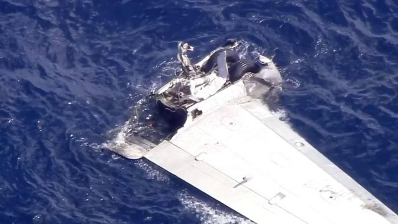 Plane crash Feb 9