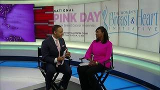 'I Pink I Can' to raise awareness about breast cancer
