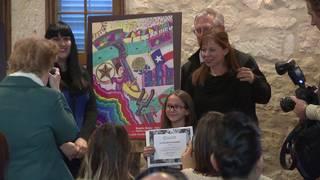 Texas Cavaliers reveal art cover for parade program