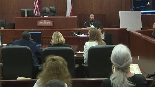 Deputies recount pursuit, arrest of Haskell on day 3 of Stay Family slayings trial