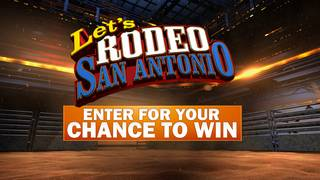 Let's Rodeo San Antonio Giveaway
