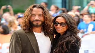 Chris Cornell's wife sits down for her first TV interview since his death
