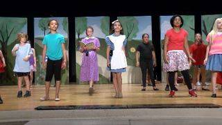 R.S. Payne students to put on 'Alice in Wonderland Jr.' play on Saturday