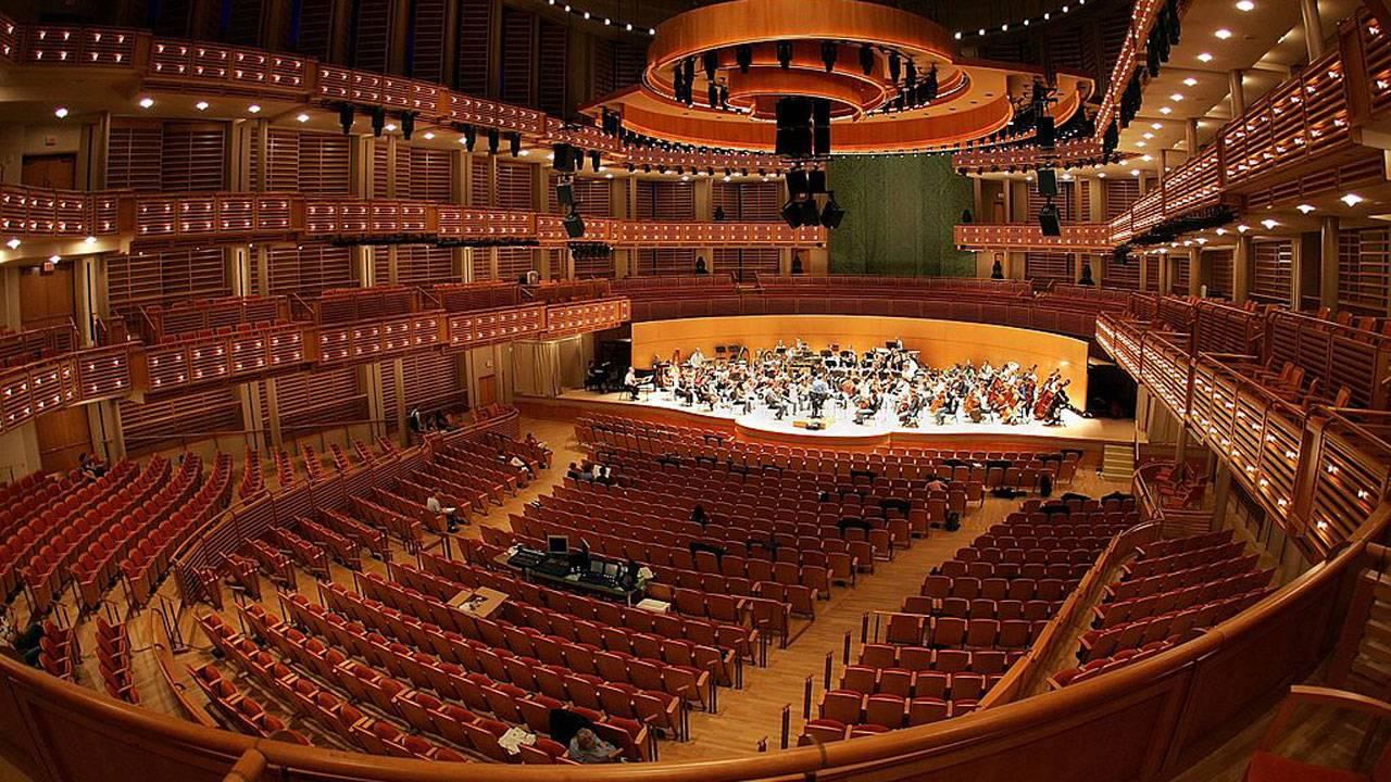 Concert Hall Miami