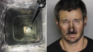 'Criminal Santa' Trapped In Chimney In Forced To Call 911: Cops
