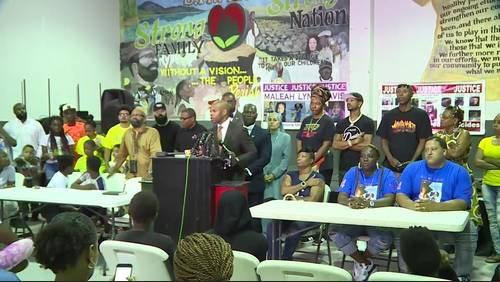 Houston rapper Paul Wall joins community activists to call to end gun violence against children
