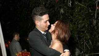 Sarah Hyland Kisses Wells Adams at Pre-SAG Awards Party: Pics!