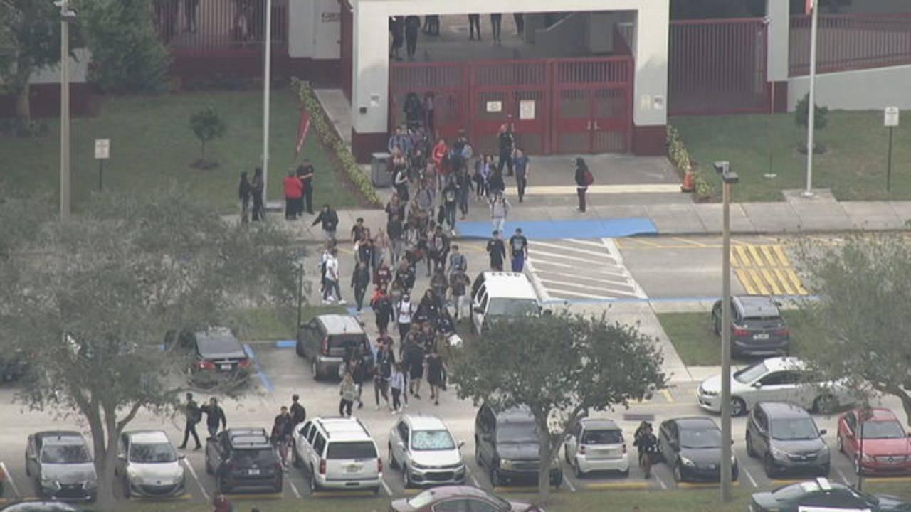 Marjory Stoneman Douglas High School walkout, Nov. 27, 2018