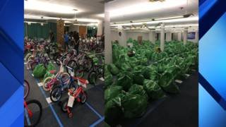 Angel Tree Distribution Day is here