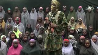 Nigerian President calls missing schoolgirls a 'national disaster'