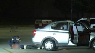 Car runs over teen's head after she falls off vehicle's hood, police say