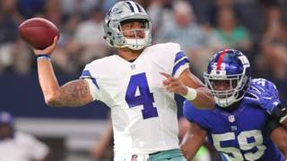 Cowboys, Redskins meet with just faint playoff hopes on line