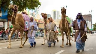 Miami gears up for annual Three Kings Parade