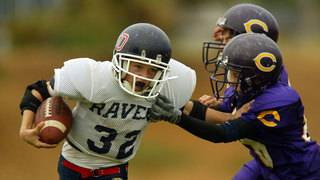 Former NFLers call for end to tackle football for kids
