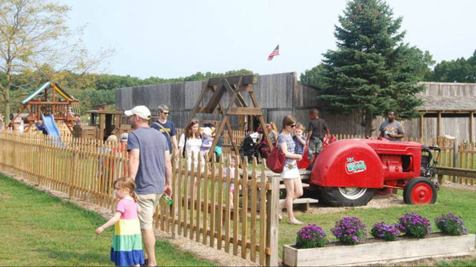 Wiard's tractor