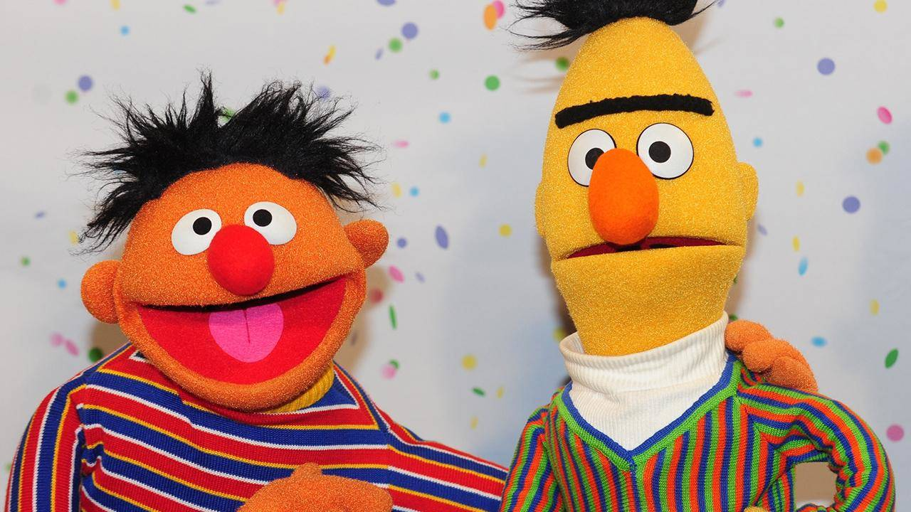Are Bert and Ernie Gay? Writer Says Yes but Puppeteer Says No
