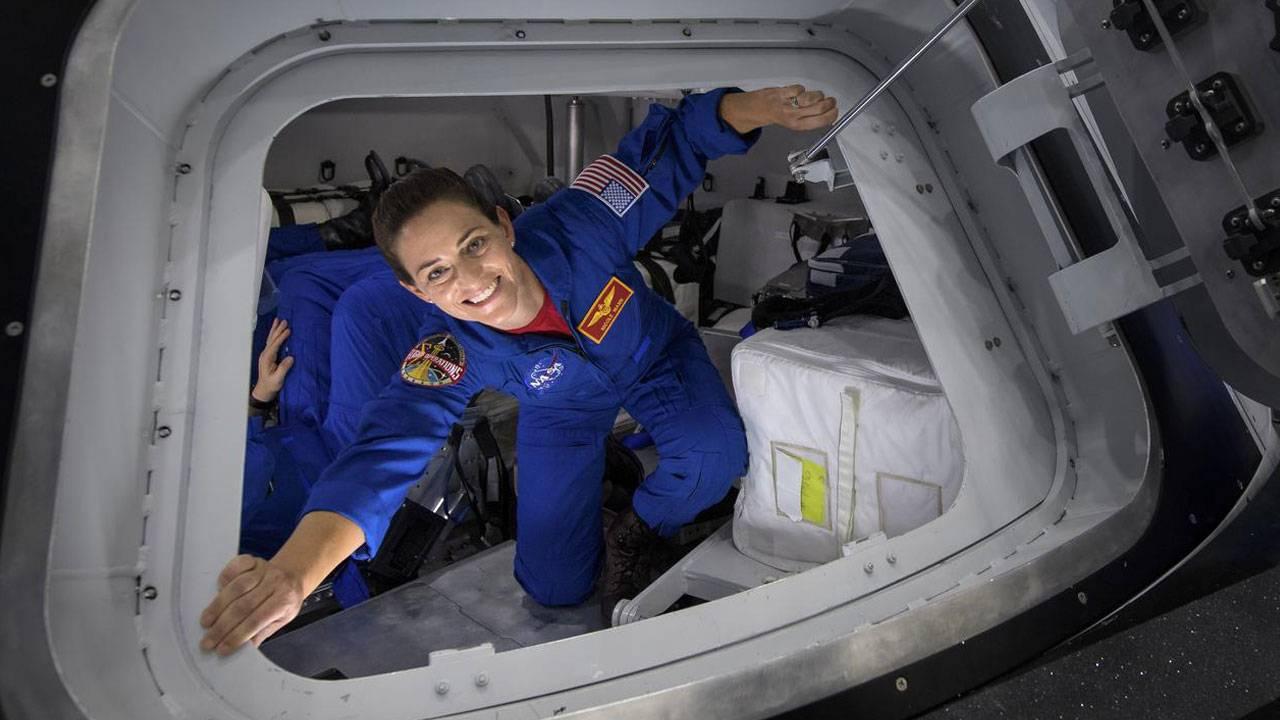 Astronaut Nicole Mann